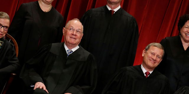 Is Justice Anthony Kennedy next to retire?