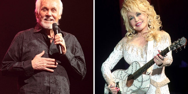 Kenny Rogers and Dolly Parton will sing their famous duet