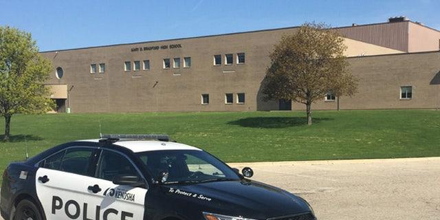 Bradford High School in Kenosha, Wisconsin