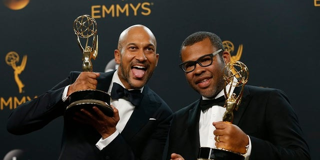 """The """"Key & Peele"""" star said he wanted to make a horror film for a black audience."""