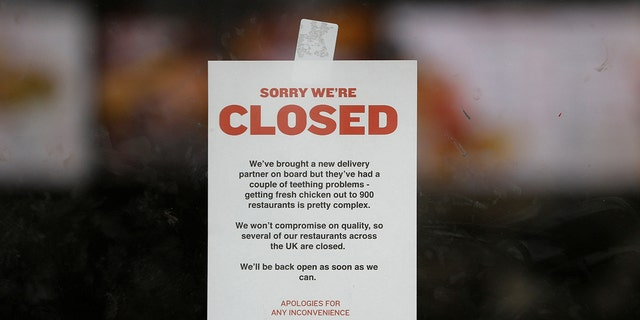 Last week, the fried chicken chain was forced to close hundreds of its stores in the UK after catastrophic delivery problems left them without any chicken.
