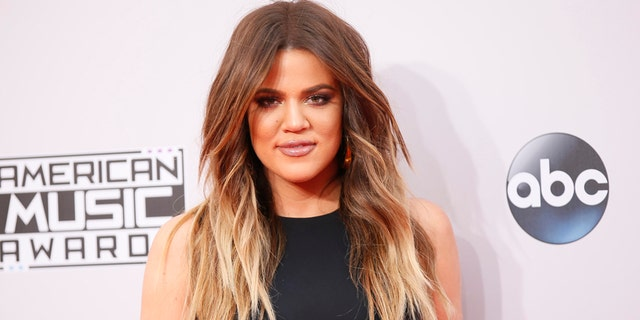 Khloe Kardashian and her 6-month-old daughter True are staying with Khloe's brother Rob due to the Woolsey Fire.
