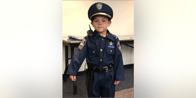 According to Colorado Springs Police Department, Joshua Salmoiraghi is expected to undergo radiation therapy for his chest in the coming weeks. (Colorado Springs Police Department)