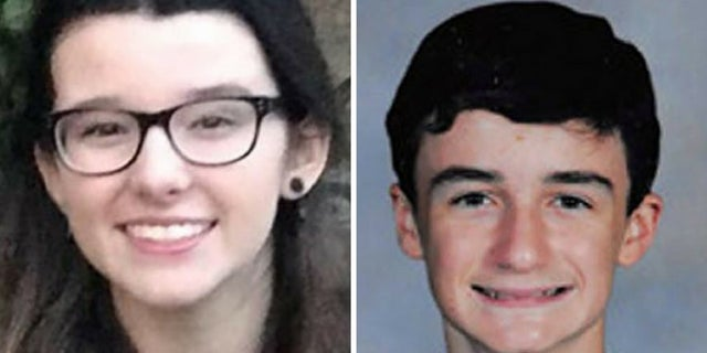 Bailey Nicole Holt and Preston Cope were killed in Tuesday's school shooting at Marshall County High School.