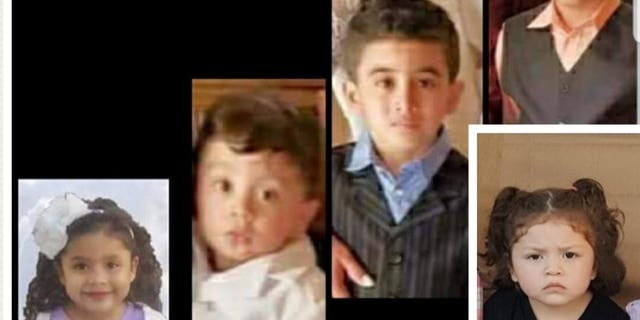 The five children killed in this month's fire in Union City, N.J.