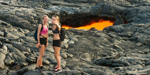 Kilauea's tourists are reportedly re-thinking their decision to steal the rocks.