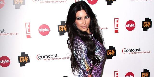 Kim Kardashian, photographed in 2010