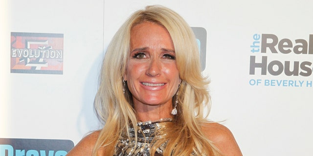 Kim Richards attended rehab for her alcohol addiction.