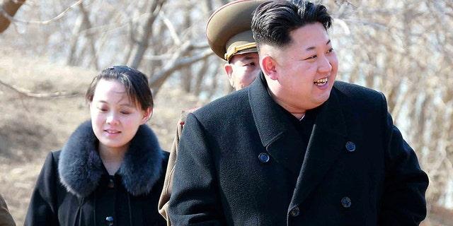 Kim Jong Un and his sister, Kim Yo Jong, have a closer relationship than Kim has with his other siblings.