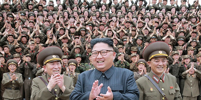 Kim Jong Un has made developing a nuclear-tipped intercontinental ballistic missile his top priority.
