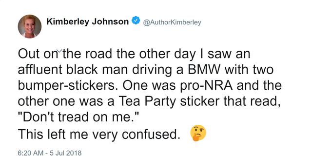 Kimberley Johnson
