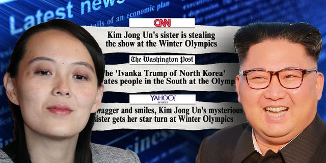 CNN is getting dragged online for writing a glowing puff piece about North Korean leader Kim Jong Un's sister, Kim Yo Jong, 30, who sat among world dignitaries at the Olympics in Pyeongchang. Other news outlets including The Washington Post had their own articles.