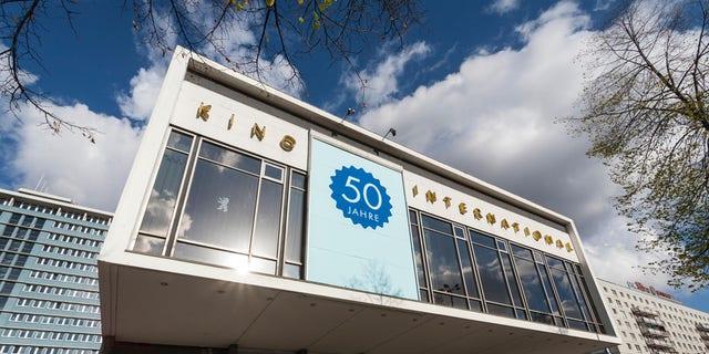 E553TJ Kino International, Berlin, Germany