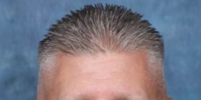California Highway Patrol Officer Kirk Griess was killed in August.