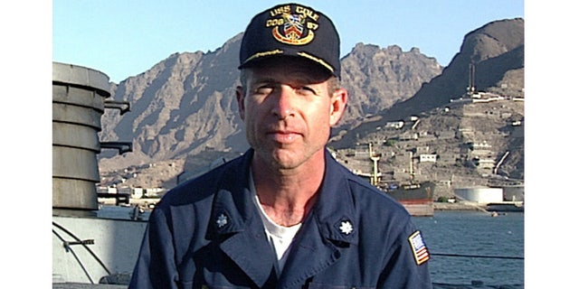 Commander Kirk Lippold, USS Cole (DDG 67) from videotaped message to friends and family members of the crew aboard USS Cole following a 12 Oct. terrorist attack on the ship while refueling in Aden, Yemen.