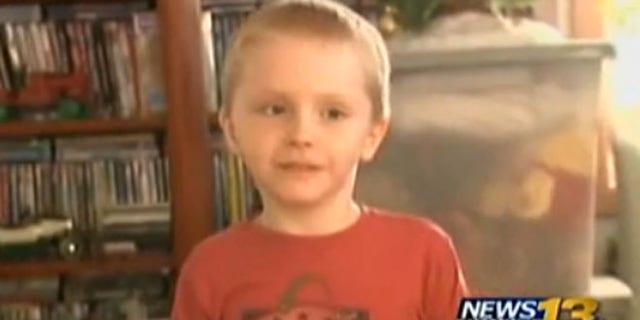Hunter Yelton admits to kissing his classmate on the hand, KRDO.com reports.
