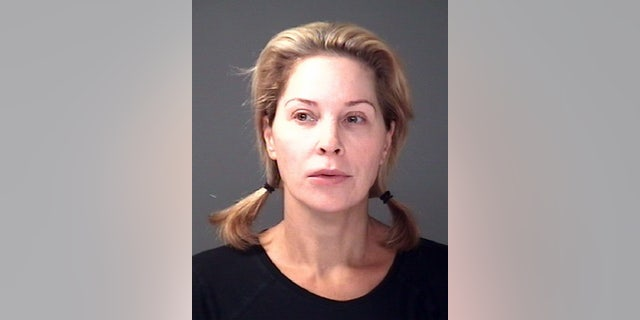 Former Mrs. America Jennifer Kline, 51, was convicted for switching the price tags on clothing she bought from Macy's.
