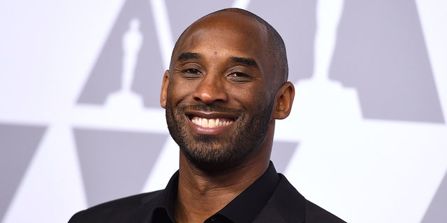 Kobe Bryant arrives at the 90th Academy Awards Nominees Luncheon at The Beverly Hilton hotel on Monday, Feb. 5, 2018, in Beverly Hills, Calif.