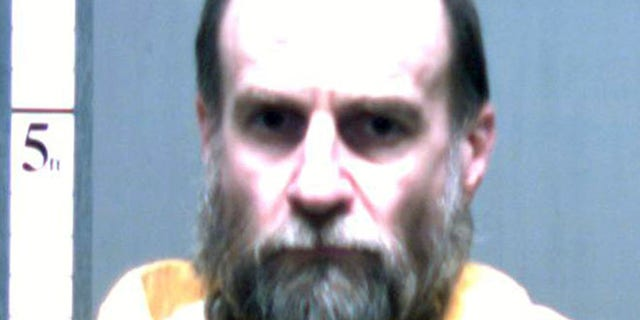 This undated file image provided by the Connecticut Department of Correction shows Steven Hayes, who was convicted of murder and other charges in the July 2007 killings of Jennifer Hawke-Petit and her two daughters, Hayley and Michaela, in their home in Cheshire, Conn. (AP)