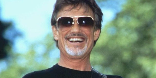 Kris Kristofferson pictured in 1994.