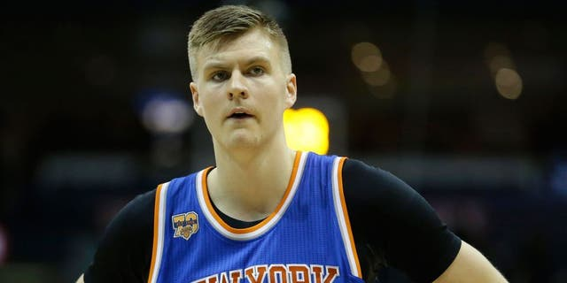 The Nets reportedly could consider Porzingis if all else fails.