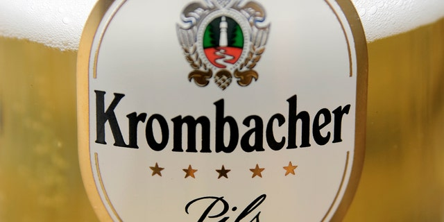 German brewery Krombacher sent along 3,500 liters of non-alcoholic beer to the Olympic Village in Pyeongchang.