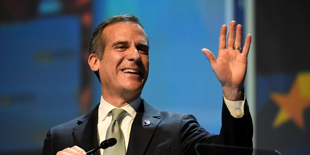 Los Angeles Mayor Eric Garcetti returned Ed Buck's donation in November of last year.