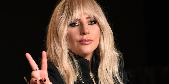 Lady Gaga was nominated for best pop vocal album.