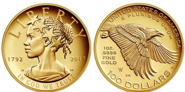 The new commemorative coin.
