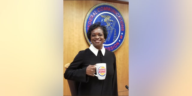 Commissioner Mignon Clyburn of the Federal Communications Commission voiced a recent craving for BK.