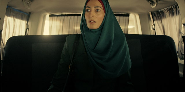 """French-Lebanese actress Laetitia Eido plays Dr. Shirin El Abed in """"Fauda."""""""