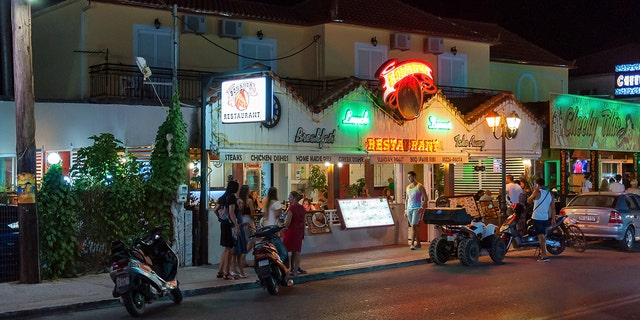 The tourism industry has brought its share of crime to Zakynthos, among other Greek islands.
