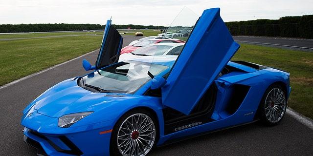 2017 Lamborghini Aventador S Test Drive Fox News