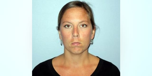 Jill Lamontagne, 29, turned herself into authorities after she was indicted Tuesday by a York County Grand Jury on 14 sexual assault charges.
