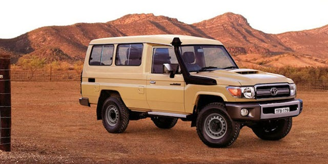 The ancient Toyota LandCruiser 70 Series just won't die