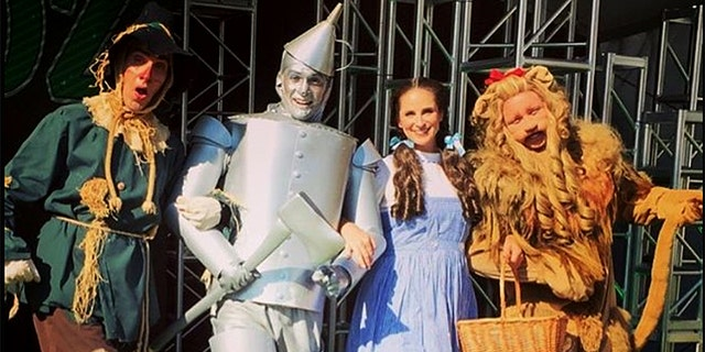"""Journey with Dorothy"" gives guests the chance to be a part of the fictional world with this interactive experience as follow Dorothy on her search for the wonderful wizard."