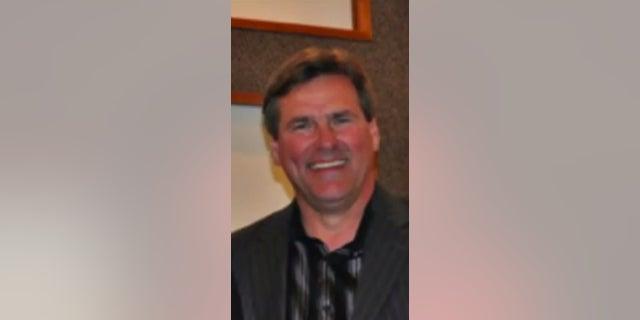 Scott Von Lanken in an undated photo.