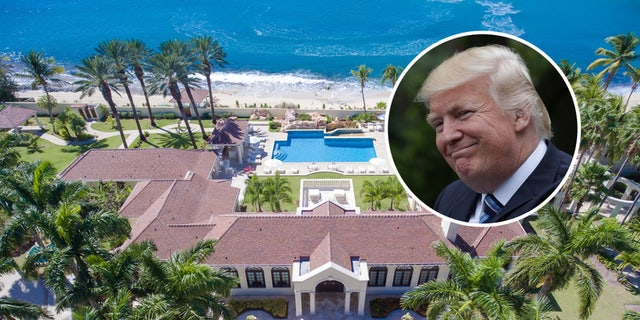 President Trump is reportedly selling Le Château des Palmiers for $28 million.
