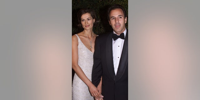 """Lauer and Roque married in 1998 and she filed for divorce in 2006, accusing the disgraced journalist of """"cruel and inhumane"""" behavior before withdrawing her petition one month later."""