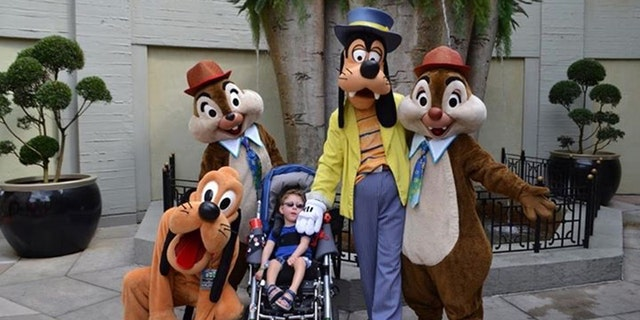 Laura and Kevin Moore were disheartened to realize early on in their vacation to Disney World that there were no changing hoists in any of the park's public bathrooms for their son William.