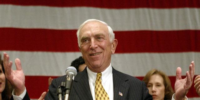 The late Sen. Frank Lautenberg, D-NJ.