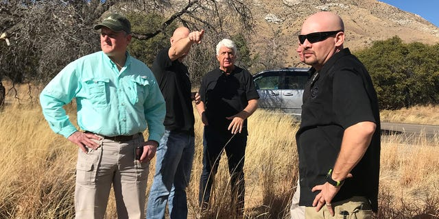 Arkansas GOP Rep. Bruce Westerman and Utah Rep. Rob Bishop, the Republican chairman of the House Committee on Natural Resources, traveled to the Arizona border in February and met with border agents to discuss how environmental laws and regulations are impacting border security.