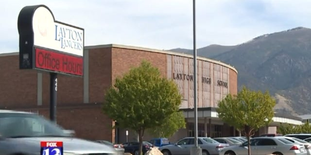 Layton High School discovered a massive bat colony in the attic of its auditorium.