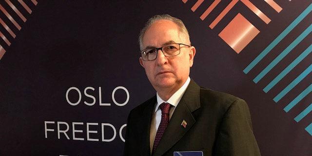 Venezuelan opposition leader, Antonio Ledezma