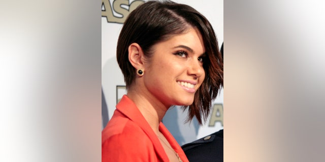 Leah LaBelle, pictured in 2012.