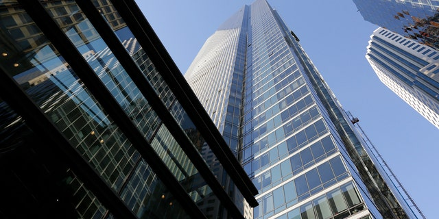 """FILE: The Millennium Tower in San Francisco is a 58-story building has been referred to as the """"leaning tower of San Francisco."""""""