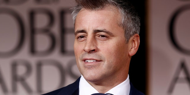 """FILE - This is a Sunday, Jan. 15, 2012 file photo of Matt LeBlanc as he arrives at the 69th Annual Golden Globe Awards in Los Angeles.  The BBC said Thursday Feb. 4, 2016 that former """"Friends"""" star Matt LeBlanc will be joining the broadcaster's popular """"Top Gear"""" program, presenting the revamped car show with British TV presenter and DJ Chris Evans.  (AP Photo/Matt Sayles, File)"""