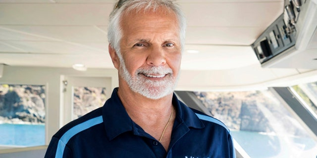 "Captain Lee Rosbach of Bravo's ""Below Deck."""