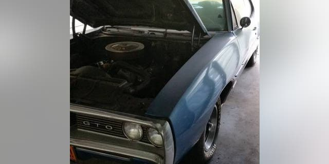 Possible one of a kind 1968 Pontiac GTO listed on Craigslist