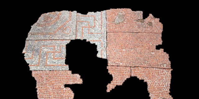 The conserved mosaic (ULAS)